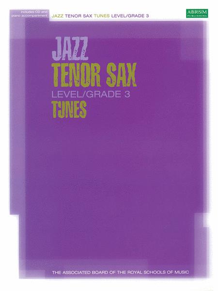 Jazz Tenor Sax Tunes