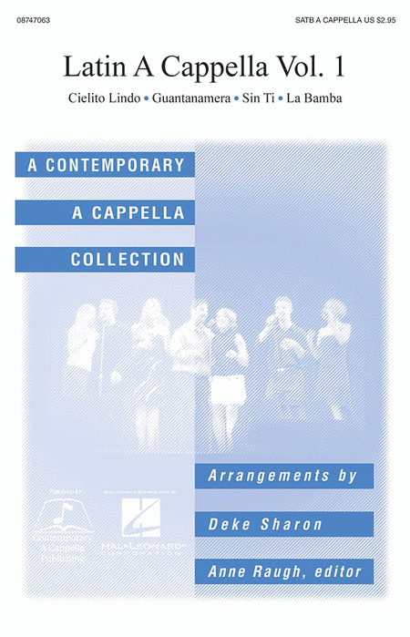 Latin A Cappella Vol. 1