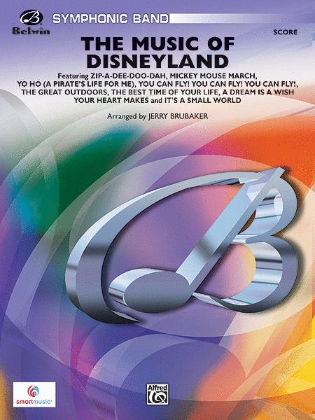 The Music of Disneyland