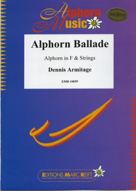 Alphorn Ballad (Alphorn in F)