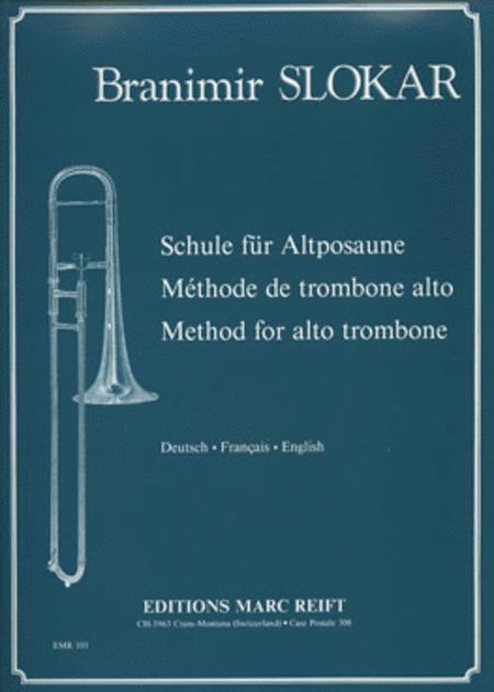 Methode Complete Trombone Alto