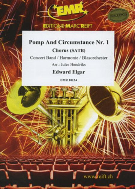 Pomp And Circumstance Nr. 1 (Chorus SATB)