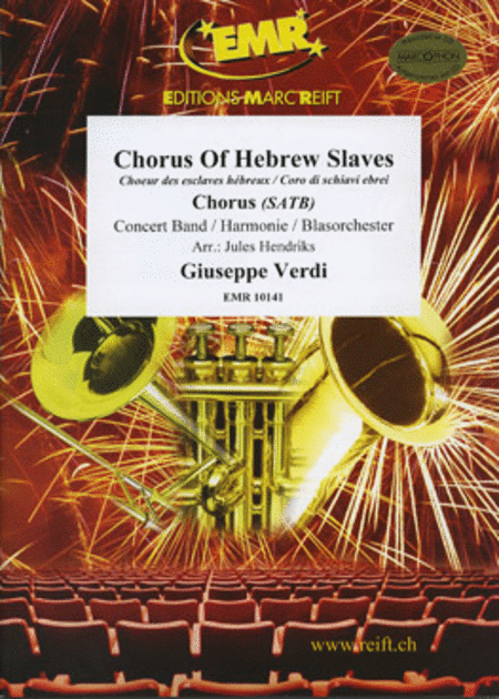 Chorus Of Hebrew Slaves (Chorus SATB)