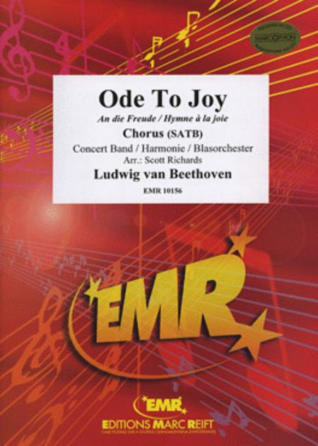 Ode To Joy (Chorus SATB)