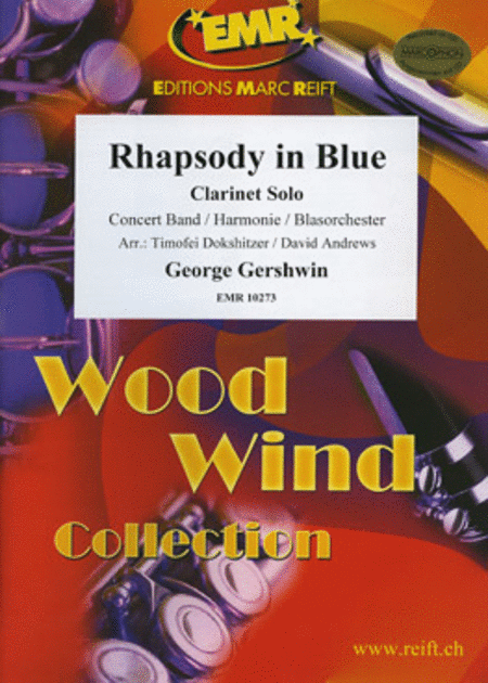 Rhapsody in Blue (Clarinet Solo)