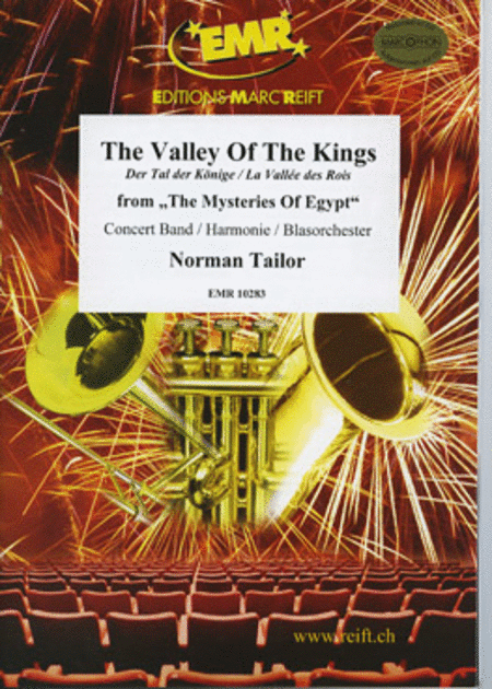 The Valley Of The Kings (The Mysteries Of Egypt)