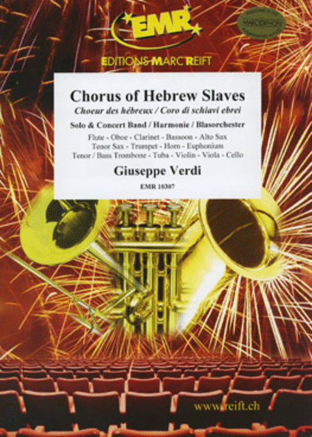 Chorus Of Hebrew Slaves