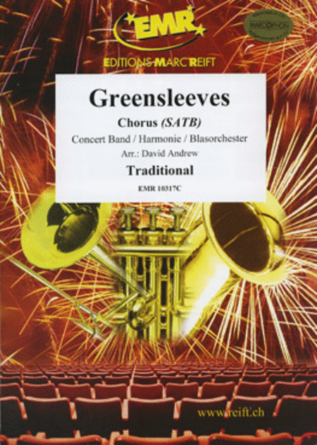 Greensleeves (Chorus SATB)