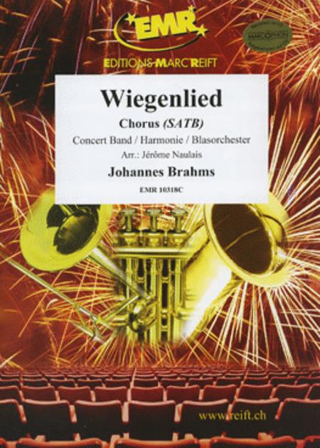 Wiegenlied (Chorus SATB)