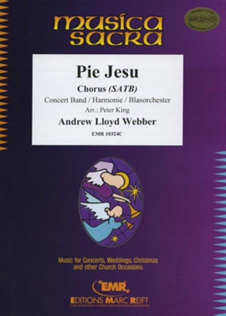 Pie Jesu (Chorus SATB)