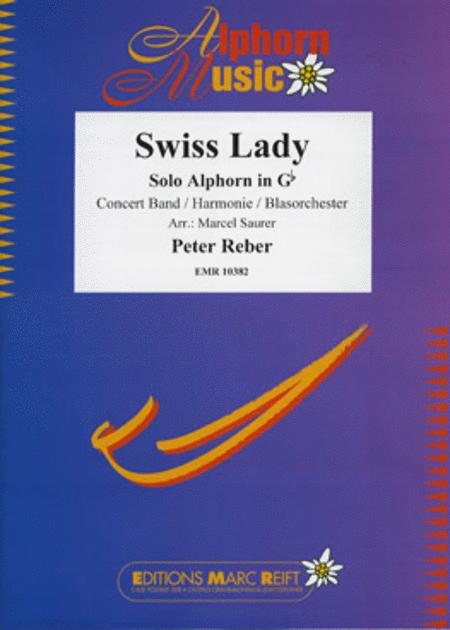 Swiss Lady (Alphorn Solo in Gb)