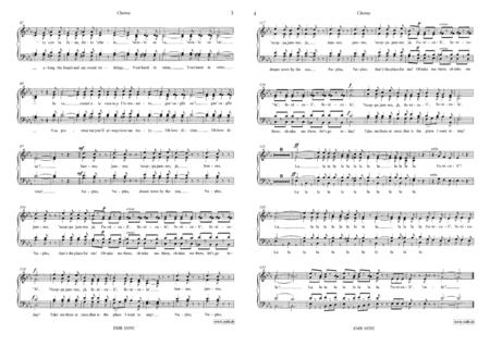 Funiculi-Funicula (Chorus SATB)
