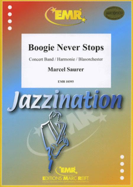 Boogie Never Stops