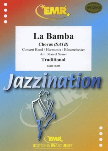 La Bamba (Chorus SATB)