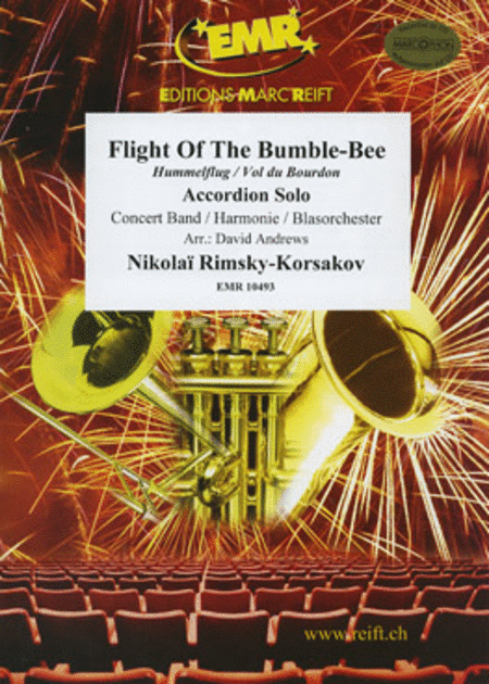 Flight Of The Bumble-Bee (Accordion Solo)