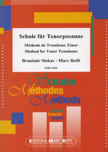 Schule fur Tenorposaune (Vol. 1-3)