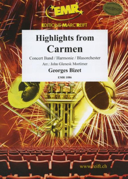Highlights From Carmen (Gipsy Song-Prelude-Habanera-Seguidilla-Entr'acte)
