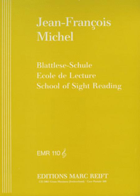 Blattlese-Schule