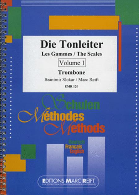 Tonleitern / Gammes / Scales Vol. 1
