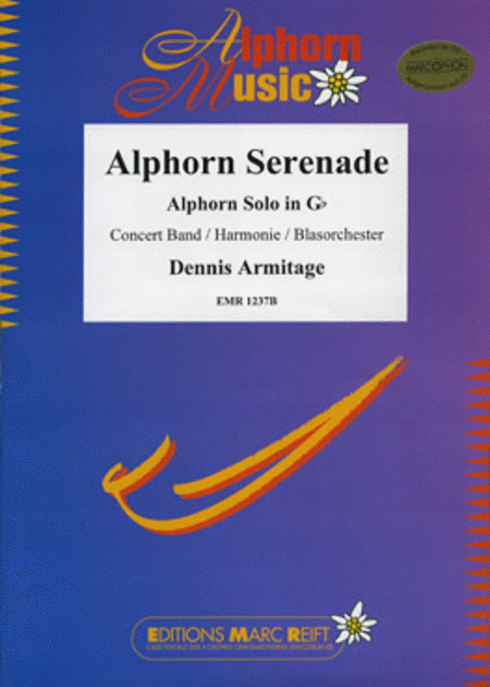 Alphorn Serenade (Alphorn in Gb)