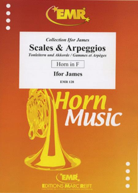 Scales & Arpeggios (+ Piano accompaniment)