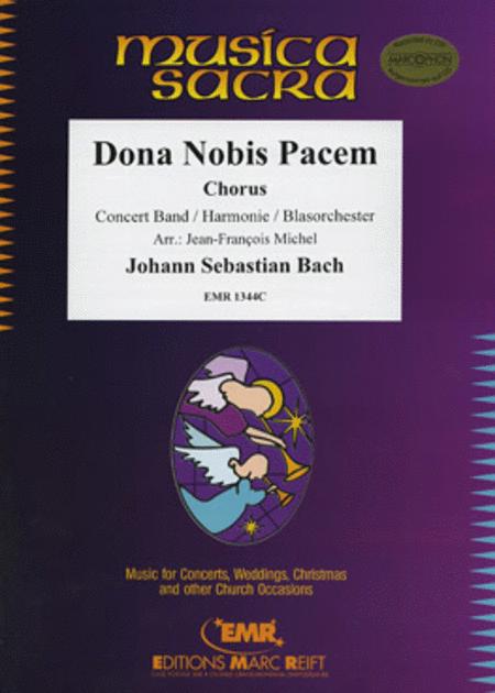 Dona Nobis Pacem (Chorus SATB)