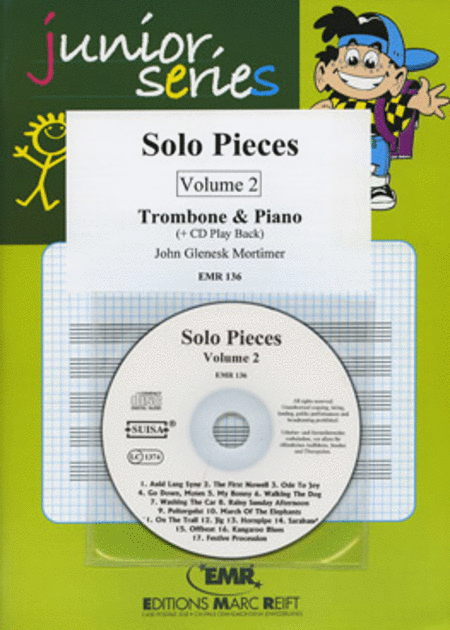 Solo Pieces Vol. 2