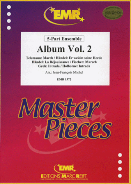 Master Pieces: Album Vol. 02