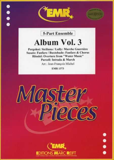 Master Pieces: Album Vol. 03