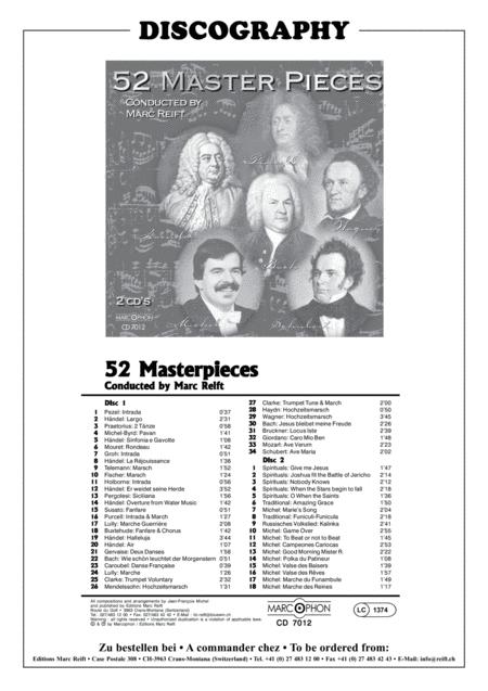 Master Pieces: Album Vol. 03