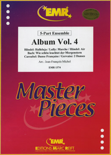 Master Pieces: Album Vol. 04