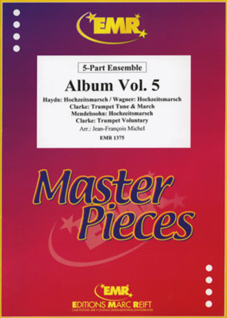 Master Pieces: Album Vol. 05