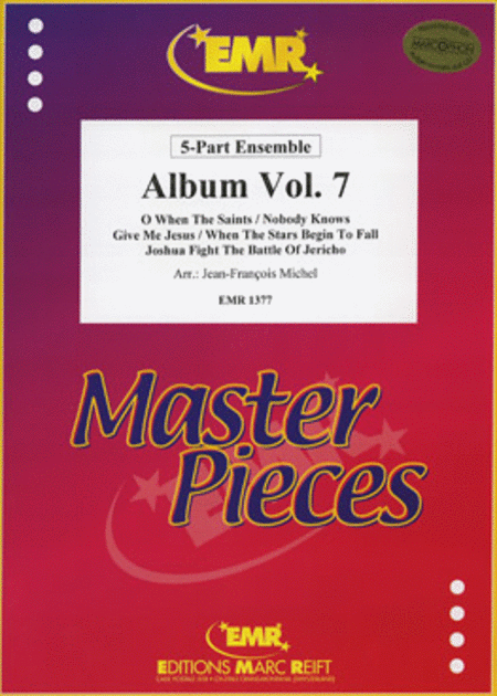 Master Pieces: Album Vol. 07
