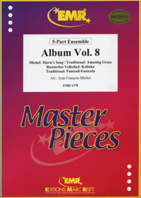 Master Pieces: Album Vol. 08