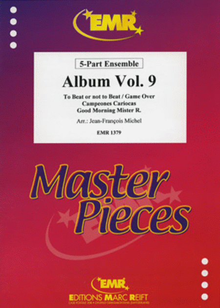 Master Pieces: Album Vol. 09