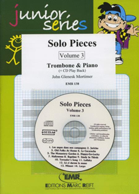 Solo Pieces Vol. 3