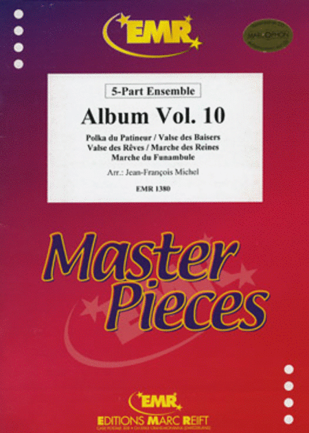 Master Pieces: Album Vol. 10