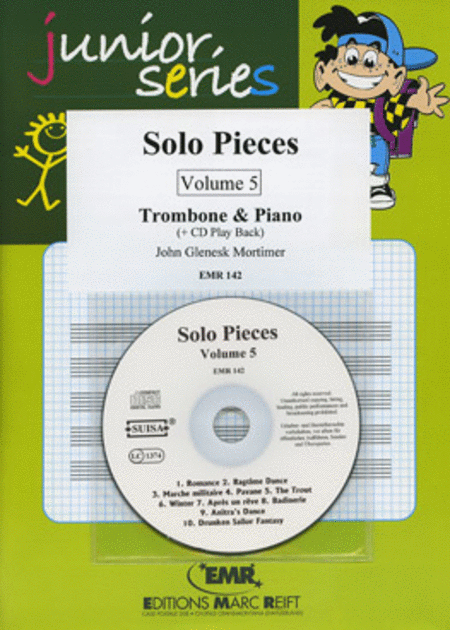 Solo Pieces Vol. 5