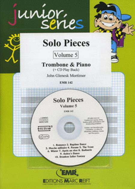 Solo Pieces Vol. 5
