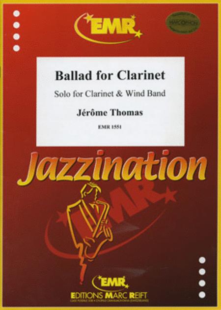 Ballad for Clarinet