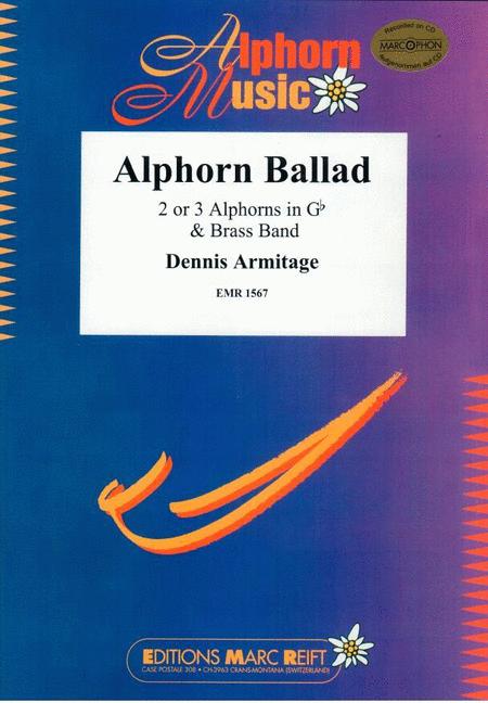 Alphorn Ballad (Alphorns Gb)