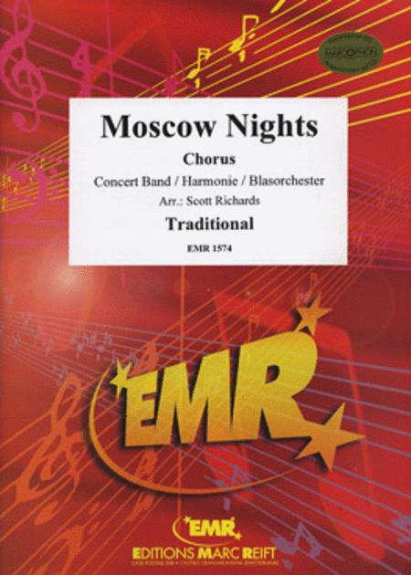 Moscow Nights (Chorus SATB)