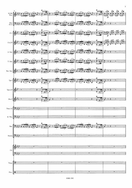 Viva Verdi (Il Trovatore - La Traviata - Rigoletto - Nabucco - Aida) - Chorus SATB