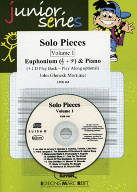 Solo Pieces Vol. 1
