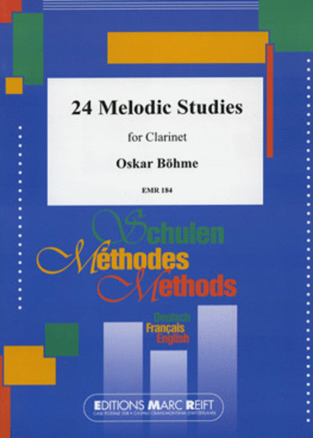 24 Melodic Studies