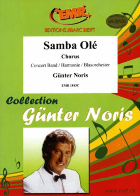 Samba Ole (Chorus SATB)