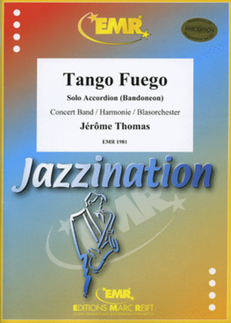 Tango Fuego (Accordion Solo)