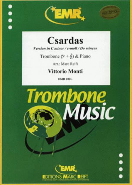 Csardas (version in C minor)