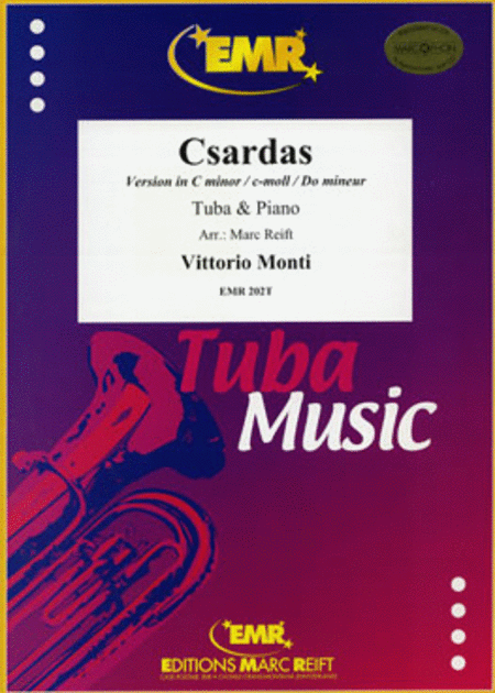 Csardas (version in C minor)