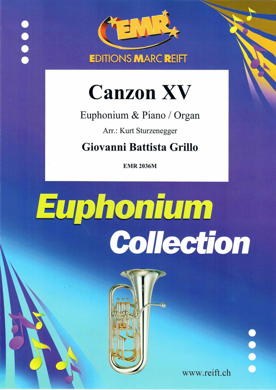 Canzon XV